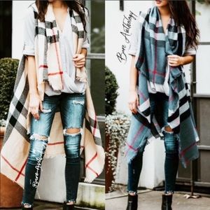 New Plaid Vests | Perfect for Layering